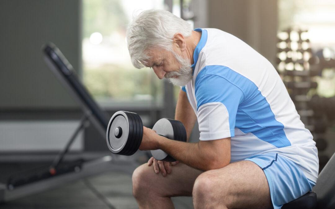 Sporten om Alzheimer te voorkomen